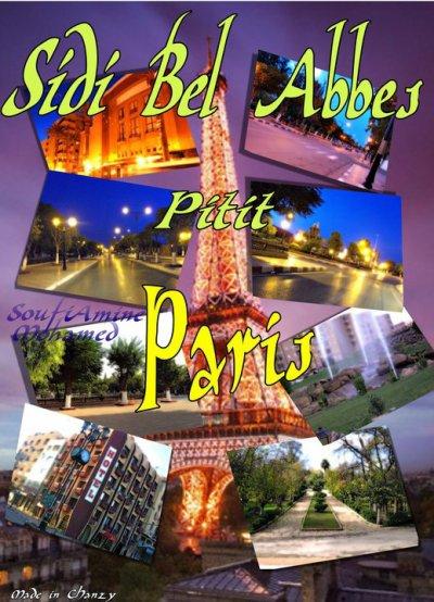 Sidi Bel Abbée << Petit Paris >>