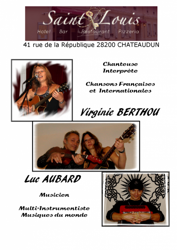 Animation musicale 16 mars 2013