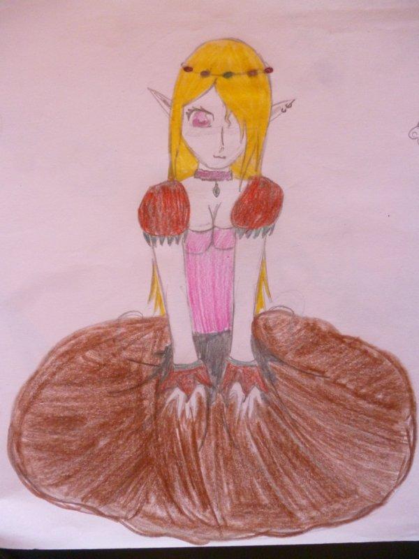Elfette (dessin #12)