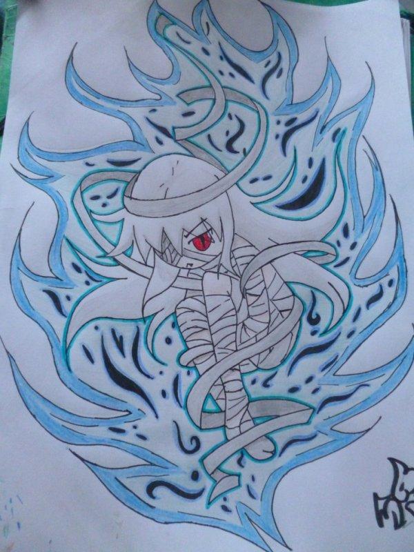Yuki Soul Form (Dessin #15)