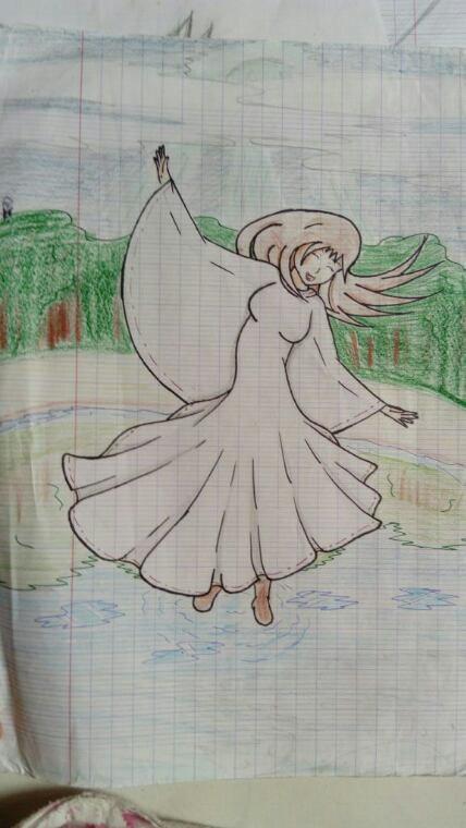 La danseuse du lac