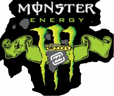 le monster energie
