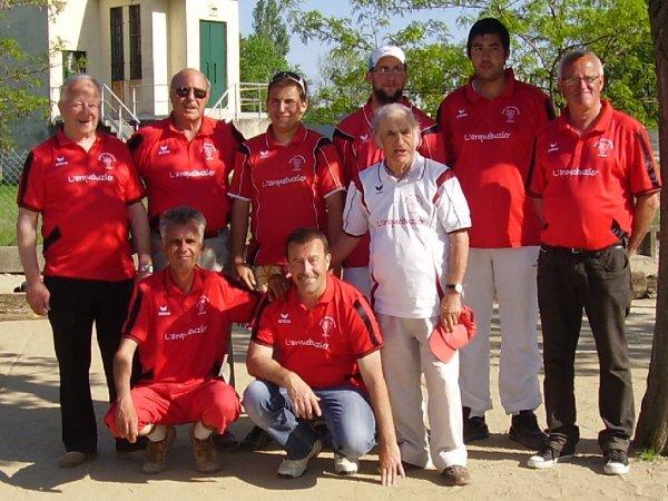 FINALE A 4 DU CHAMPIONNAT DES A.S 3/4 DIVISION 2010/2011