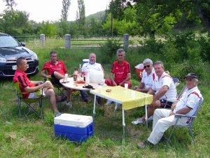 CHAMPIONNAT DE L'ARDECHE DOUBLES 2011