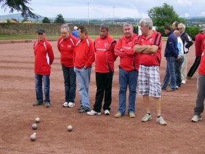 CHAMPIONNAT DE L'ARDECHE QUADRETTES 2011