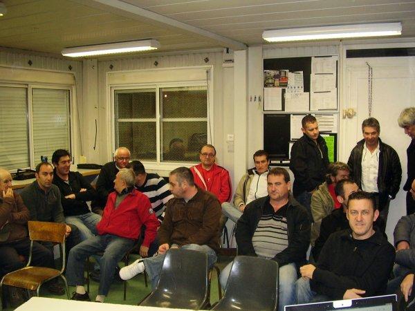ASSEMBLEE GENERALE 2011 DE LA BOULE DES VIGNERONS DE CORNAS