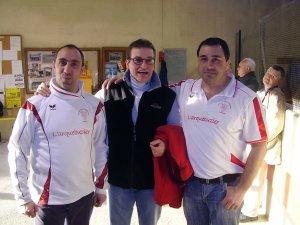 CHAMPIONNAT DES A.S 3/4 DIVISION 2011/2012