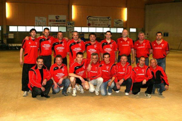 FINALE A 4 DU CHAMPIONNAT DES A.S 3/4 DIVISION 2011/2012