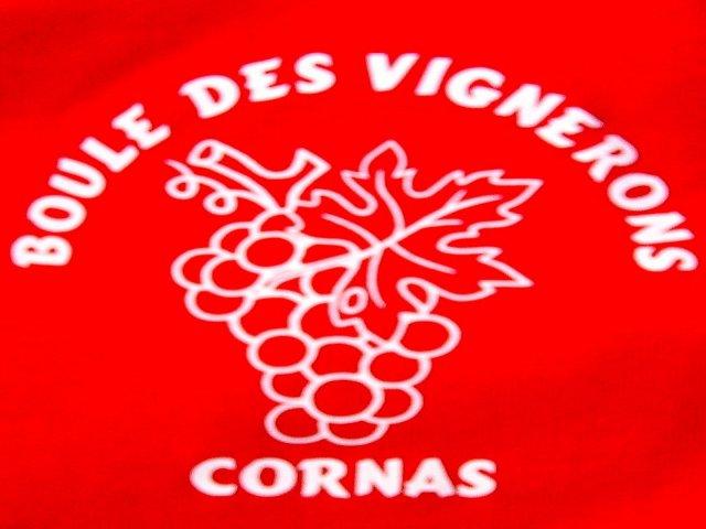 LA BOULE DES VIGNERONS DE CORNAS