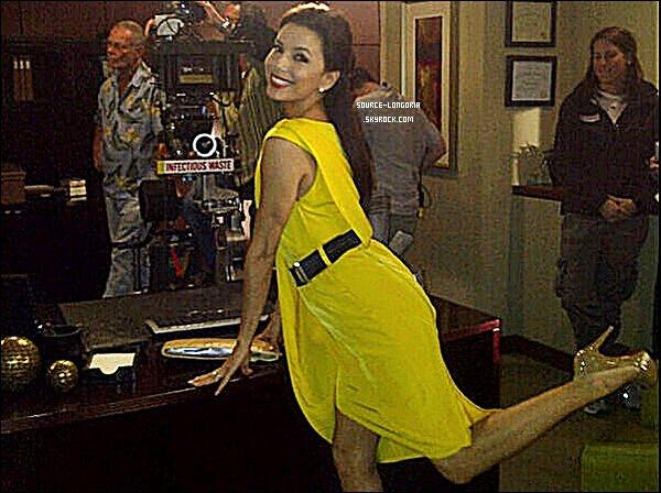 - 28/01/12 : La belle Actrice était à une soirée « Nevada Ballet Theatre's 2012 Black and White Ball» à Las Vegas ♥ Eva était sublime , j'adore sa robe sa la rend vraiment trés chic , la coiffure et le maquillage un énorme top , donne ton avis -