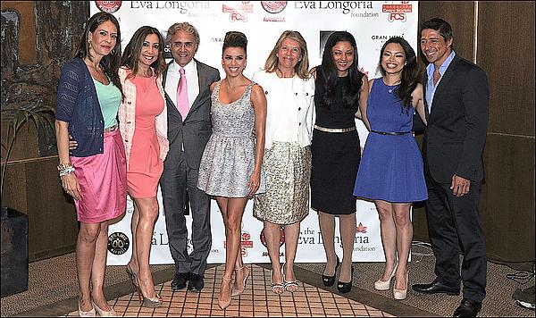 - 23/05/12 : Eva Longoria était à une conférence de presse pour « Global Gift Gala'» à Marbella en Espagne Avis?♥ -