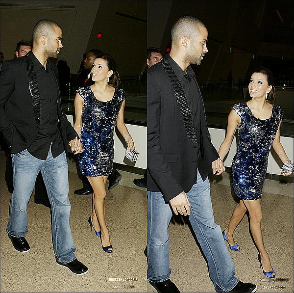 - 31 décembre 2009 : Eva et son ex mari Tony Parker ont fêter le nouvelle an dans la boite de nuit de Eva à Las Vegas ♥♥ . Je vous rapelle que c'est un flashback , Eva & Tony ne se sont pas remis ensemble , Ils étaient télement beau nostalgie,  ton avis♥   -