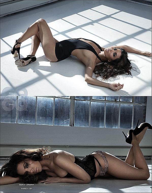 - Découvre le nouveau photoshoot d'Eva Longoria réalisé par Randall Slavin , OMG !  ♥Omg Eva est vraiment une bombe , elle a un corps magnifique , je suis fan , mon preférée shoot d'Eva  -
