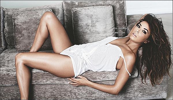 - Eva Longoria faisant la couverture magasine «Maxim » , Eva à était élue femme de l'année BRAVO ♥ -