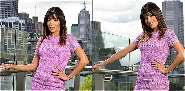 - Lors de son séjour en Australie , Eva à réalisée un shoot photo à l'occasion du Fashion Festival de Melbourne.♥ -