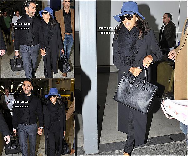 - 19/07/15: Les amoureux ont étaient photographiée à l'aéroport de Sydney en Australie, Ils sont trop beaux ♥  !!! -