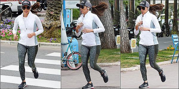 - 10/05/2016: En mode sportive que Eva a été repérée, elle est allée faire du footing sur la croisette de Cannes.Eva entretien bien son corps, elle a bien raison elle est magnifique pour son âge, je l'admire et toi tu en pense quoi?   -