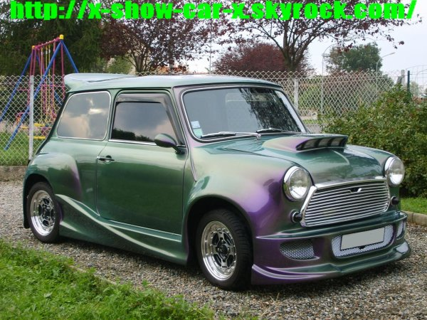 article 4austin mini tuning