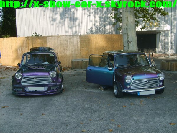 article 20austin mini tuning toulouse