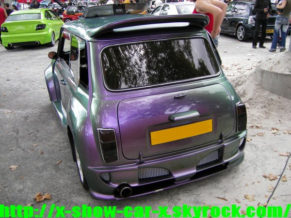 article 21austin mini tuning toulouse