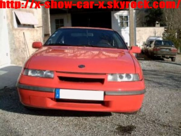 article 98opel calibra 2l injection 16 soupapes