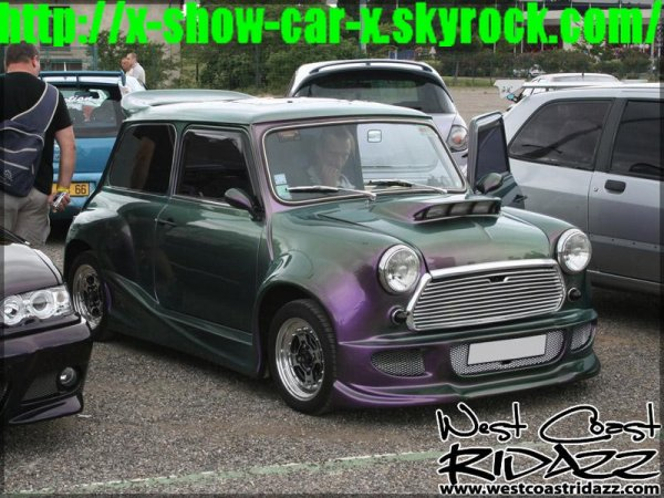 article 15austin mini tuning narbonne