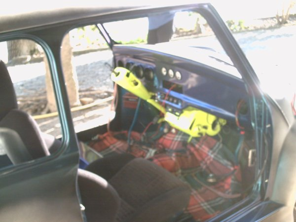 article 98 austin mini tuning
