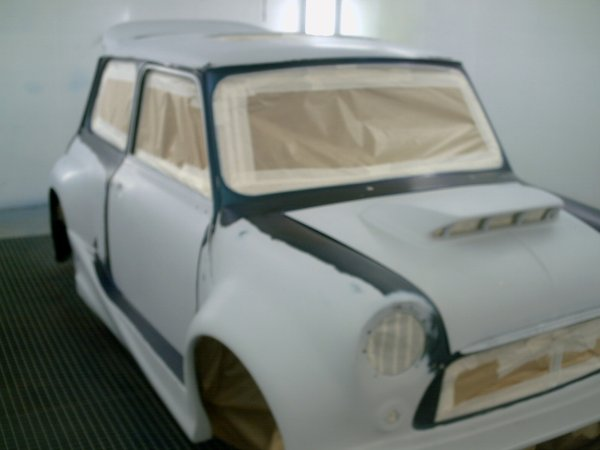 article 99 austin mini tuning