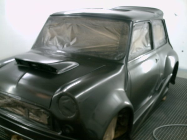 article 100 austin mini tuning