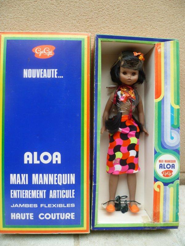 Aloa Tenue Présentation