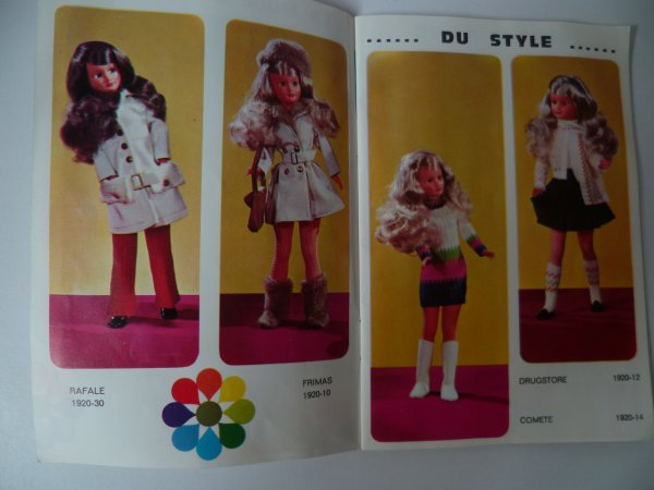 Documentation:catalogue Dolly  partie 1