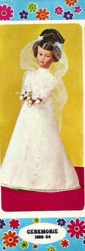 DOLLY  tenue CEREMONIE