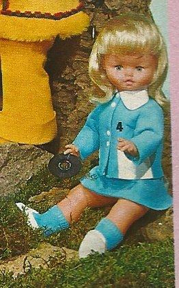 ANNICK 47 cms 1974
