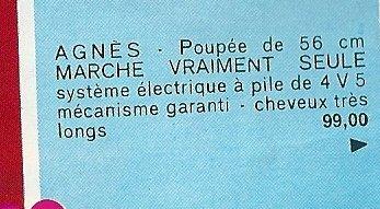 AGNES 56 CMS 1969