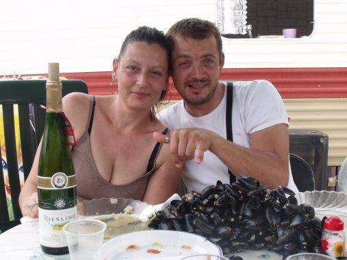 Franck et Sylvie