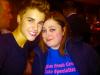 Justin & une autre fan
