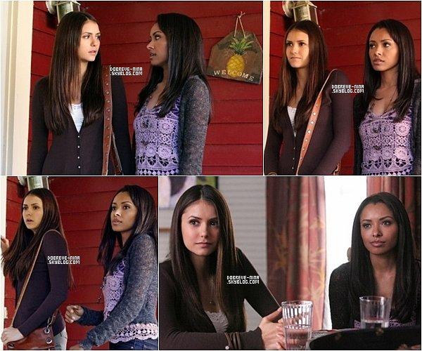 . Découvre de nouveaux stills de l'épisode 3x11 nommé « Our Town » avec Elena & Bonnie. .