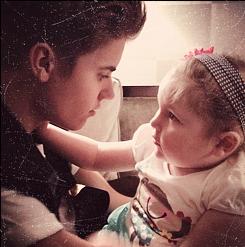 Justin et Avalanna ♥