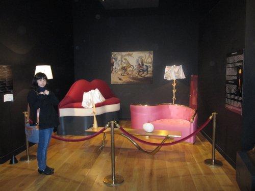 LUNDI 14 FEVRIER - Le musée DALI à Montmartre