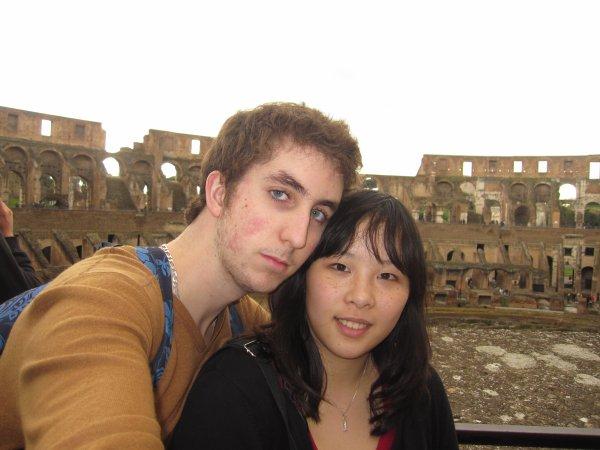 VENDREDI 25 MARS 2011 - RETOUR D'ITALIE POUR IVAN ET IRENE