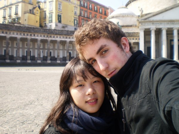 IVAN ET IRENE EN ITALIE