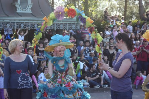 LA PARADE DES PRINCESSES DISNEY