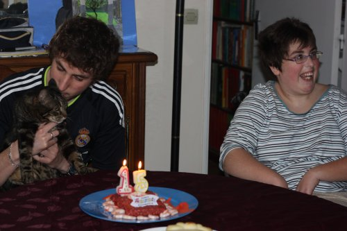 25 AVRIL 2011 - WILLY A 15 ANS