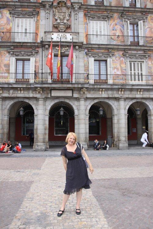 WEEK-END A MADRID DU 6 AU 8 MAI