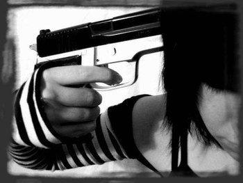 Je voudrais me tirer un balle !