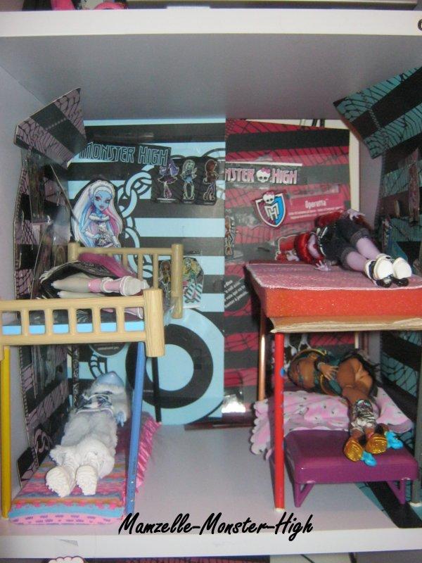 Voilà ma Doll House ^^'