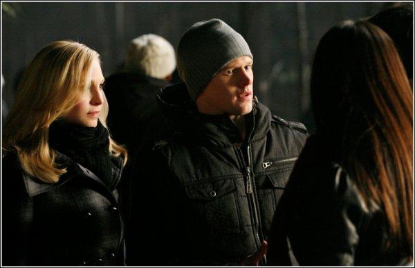 Découvres quelques screen captures de l'épisode 4 'The Five' de The Vampire Diaries.