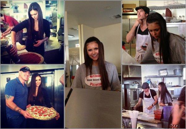 La semaine Thanksgiving avec Candice et Nina !