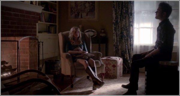 Et voici les screen captures de l'épisode 8 'We'll Always Have Bourbon Street' de TVD saison 4.