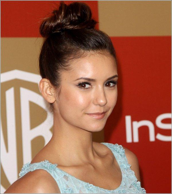 Le 13/01/13,Nina était présente auInStyle Golden Globe Awards After Party.